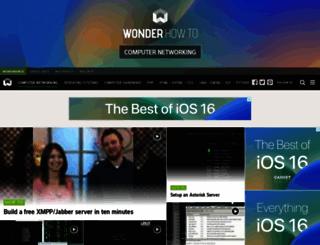 computer-networking.wonderhowto.com screenshot