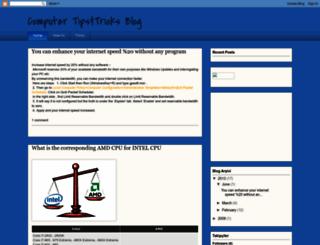 computer-tips-blog.blogspot.in screenshot