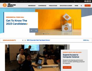 computer.org screenshot