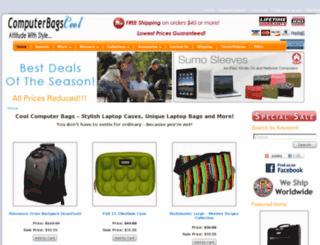 computerbagscool.com screenshot