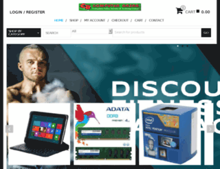 computerbazzarbd.com screenshot