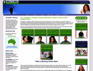 computercourses.com.au screenshot