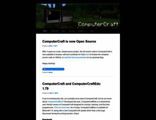 computercraft.info screenshot