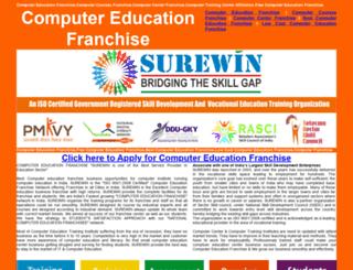 computereducationfranchisenet.hostgator.co.in screenshot