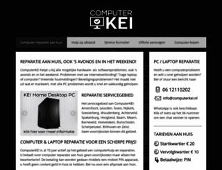 computerkei.nl screenshot