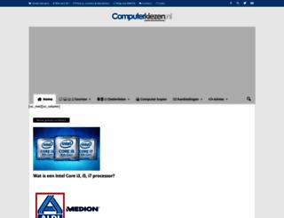 computerkiezen.nl screenshot