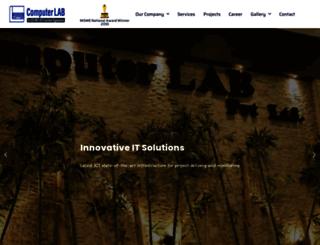 computerlab.co.in screenshot