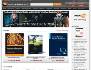 computermanuals.co.uk screenshot