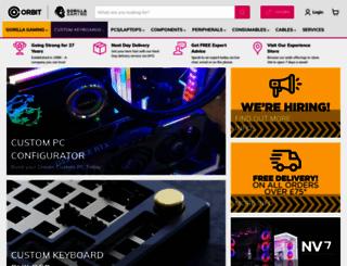computerorbit.co.uk screenshot
