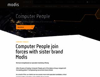 computerpeople.co.uk screenshot