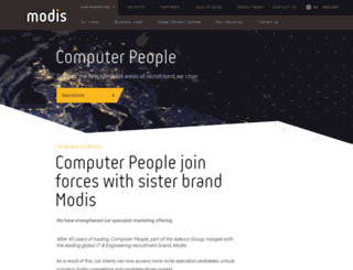 computerpeople.com screenshot