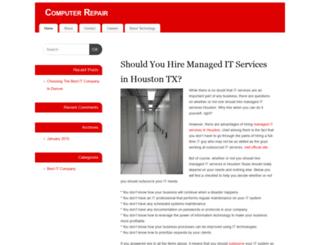 computerrepairil.com screenshot