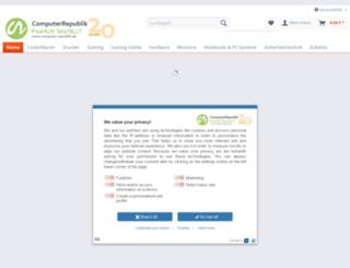 computerrepublik-blog.de screenshot