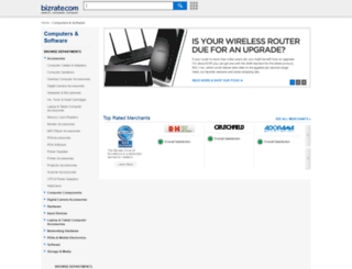 computers.bizrate.com screenshot
