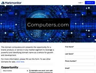 computers.com screenshot
