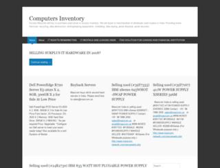 computersbuyer.wordpress.com screenshot