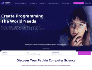 computerscienceonline.org screenshot