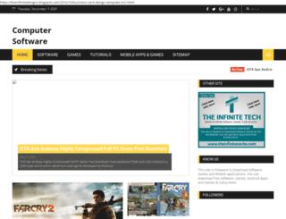 computersoftwares-s.blogspot.com.ng screenshot