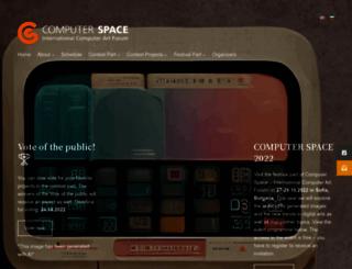 computerspace.org screenshot