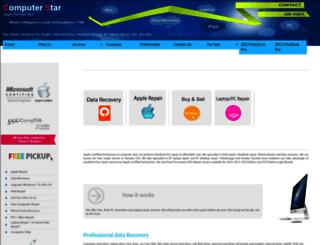 computerstar.ca screenshot