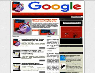 computertriksno1.blogspot.com.es screenshot