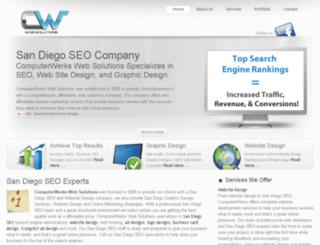 computerwerkswebsolutions.com screenshot