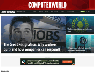 computerworlduk.com screenshot