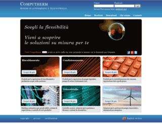 computherm.it screenshot