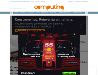 computing.mx screenshot