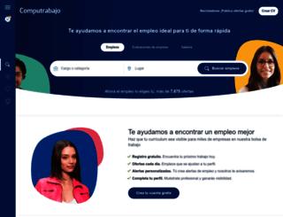 computrabajo.com.gt screenshot