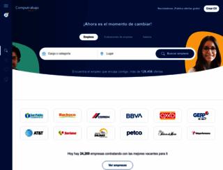computrabajo.com.mx screenshot