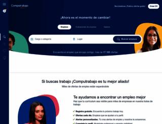 computrabajo.com.ve screenshot