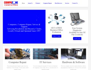 compuzone.com screenshot