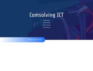 comsolving.nl screenshot