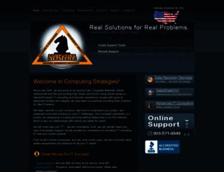 comstrat.net screenshot