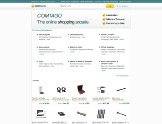 comtago.com screenshot