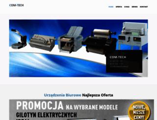 comtech.lublin.pl screenshot