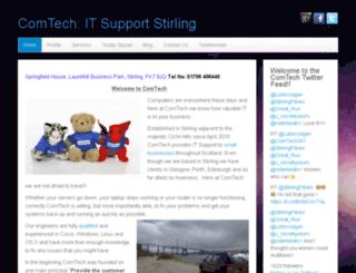 comtech247.net screenshot