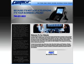 comtechlv.com screenshot