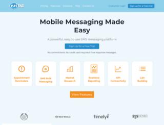 comtxt.co.nz screenshot