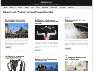 comunactivo.subgurim.net screenshot