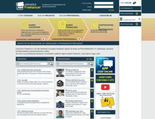comunicageral.com.br screenshot