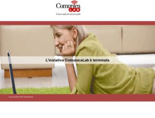 comunicalab.it screenshot