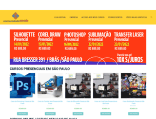 comunidadeweb.com.br screenshot
