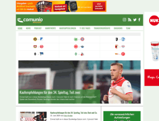 comunioblog.net screenshot