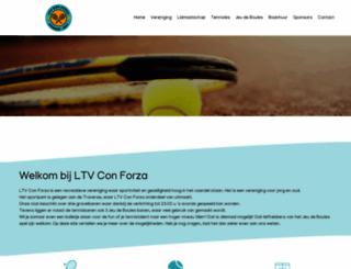 con-forza.nl screenshot