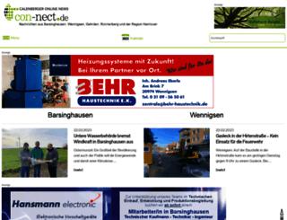 con-nect.de screenshot