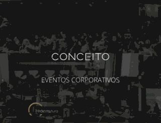 conceitoseminarios.com.br screenshot