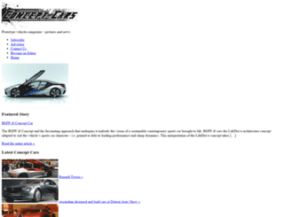 concept-cars.org screenshot