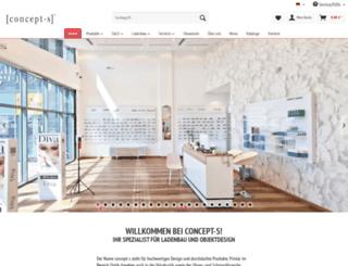 concept-s-design.com screenshot